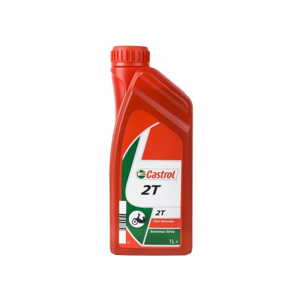 ACEITE CASTROL 2T MINERAL 1L