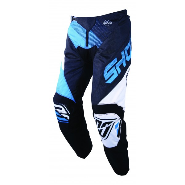 PANTALON SHOT ULTIMATE JUNIOR AZUL 4-5