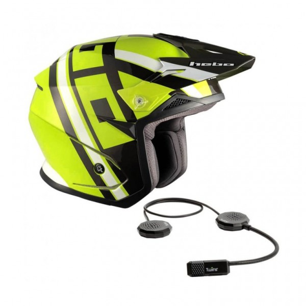 CASCO HEBO ZONE 5 BLUETOOTH LIMA