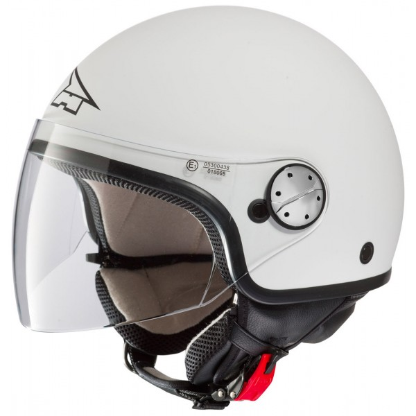 CASCO AXO JET SUBWAY BLANCO MATE