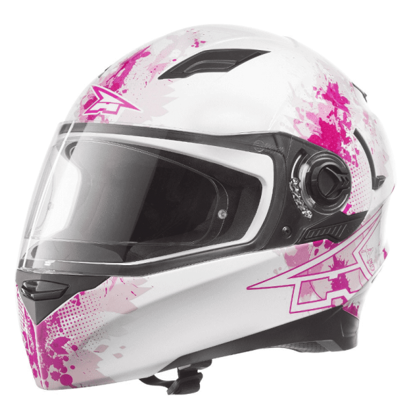 CASCO AXO INTEGRAL RS01 ROSA