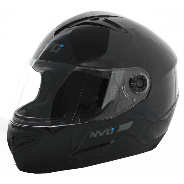 CASCO NVG OSLO INTEGRAL NEGRO BRILLO XS